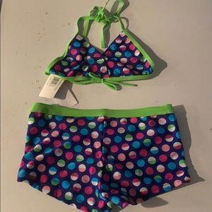 Girls bikini swimsuit 7/8 BNWT